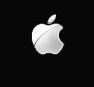 MACロゴ背景黒